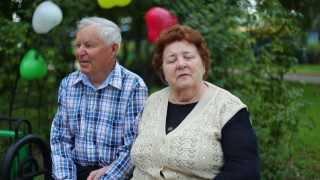 Семейный фильм - поздравление с 25 -летней годовщиной свадьбы.