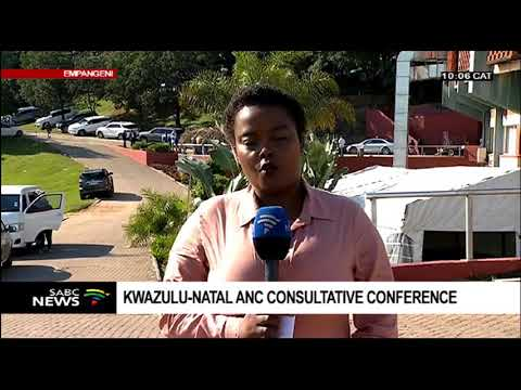 UPDATE: KZN ANC provincial conference now a consultative conference