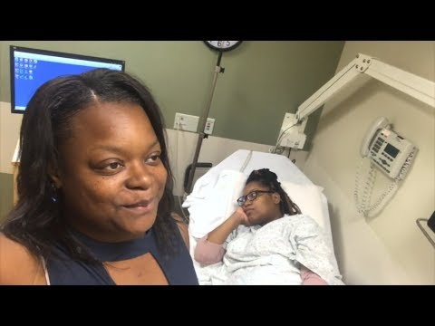A Vlog turns into a Emergency Room visit (Labor & Delivery)