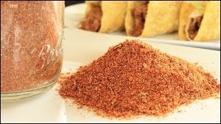 Quick Vid: Make Your Own Taco Seasoning Mix