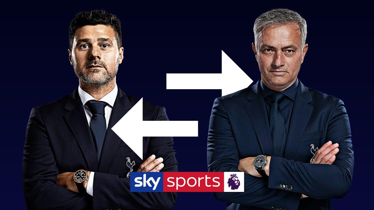 The Story Behind Jose Mourinho Replacing Mauricio Pochettino As Tottenham Manager Youtube