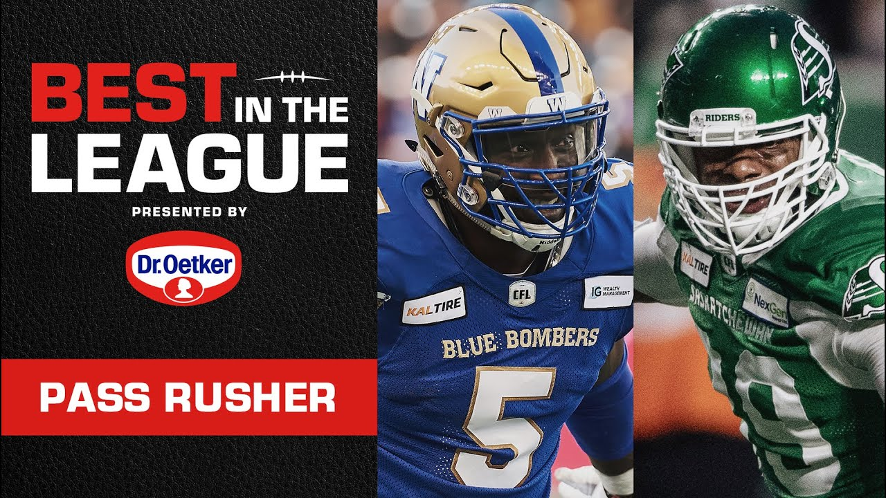 CFL Best in the League 2020 | ep.3: Pass Rusher