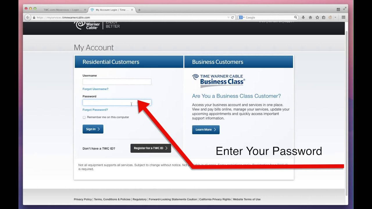 Time Warner Cable Number Payment: How to Pay Time Warner Cable Bills Online through - TWC.com rh:youtube.com,Design