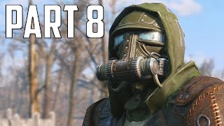 "Fallout 4 Walkthrough - Part 8 ""RESPECT ME, MARCY!"" (Let"