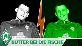 BUTTER BEI DIE FISCHE: Maximilian Eggestein   SV Werder Bremen