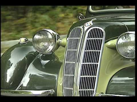 1936 to 1941 BMW 326 Cabrio - YouTube