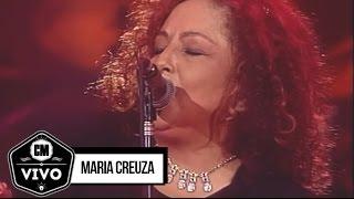María Creuza (En vivo) - Show Completo - CM Vivo 2000