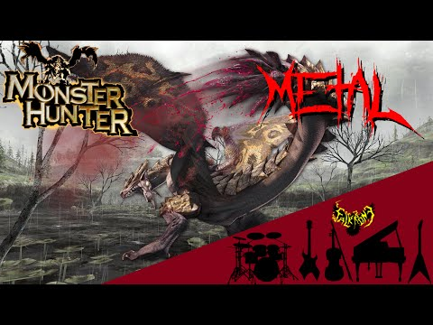 Monster Hunter Generations - Deviant Monster Theme【Intense Symphonic Metal Cover】