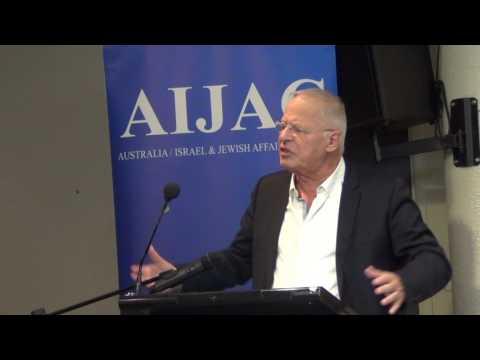 Ehud Yaari On Israel In A Changing Middle East