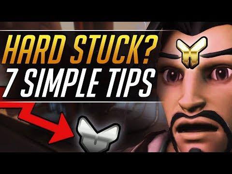 7 Advanced Tricks to Break Plateaus - Overwatch Gameplay Guide (Grandmaster Tips)