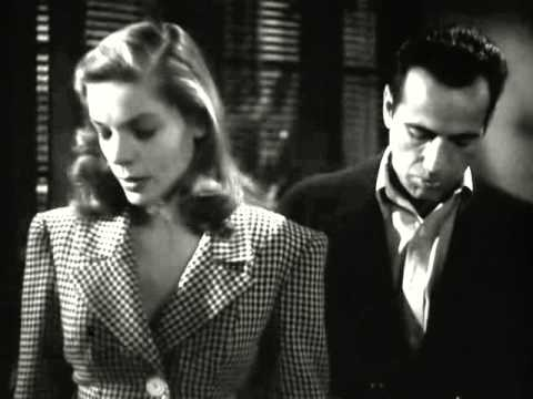 lauren bacall and humphrey bogart to have and have not