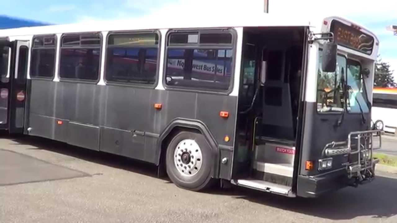 Northwest Bus Sales Gillig Phantom 42 Passenger Ada