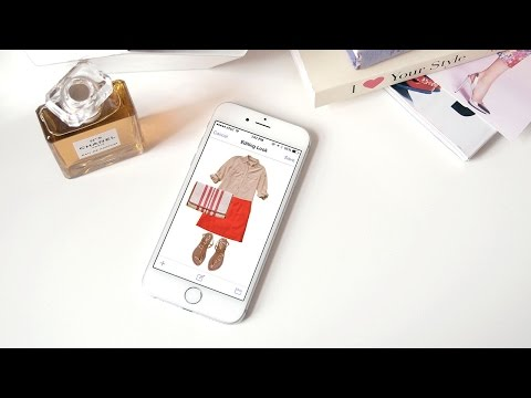 How-to Get Started Using Stylebook - Adding Items & Creating Outfits