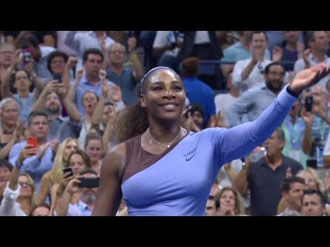 Serena Williams, 6-time US Open Champion