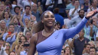 Serena Williams, 6-time US Open Champion