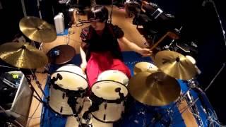 【佐藤姉】「Morning Haze」drum cover 叩いてみた!