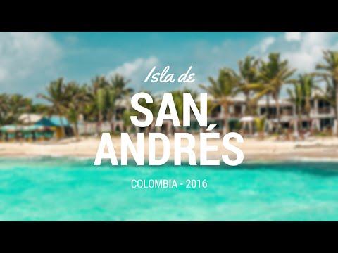 San Andrés Island - 2016 Trip