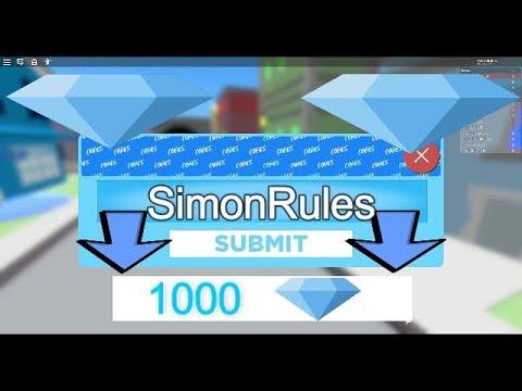 roblox simon says codes 2019