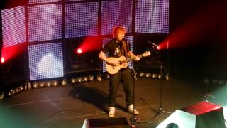 Grade 8 Live  - Ed Sheeran - Baltimore, MD - January 29, 2013