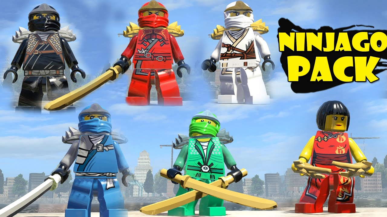 marvel lego ninjago