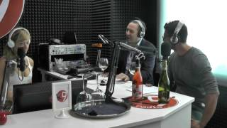 Radio R9 Intervista a Marco Santori produttore di vini con l
