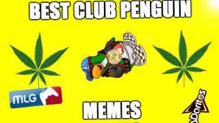 best club penguin meme compilation 2015 legit 1 hour version