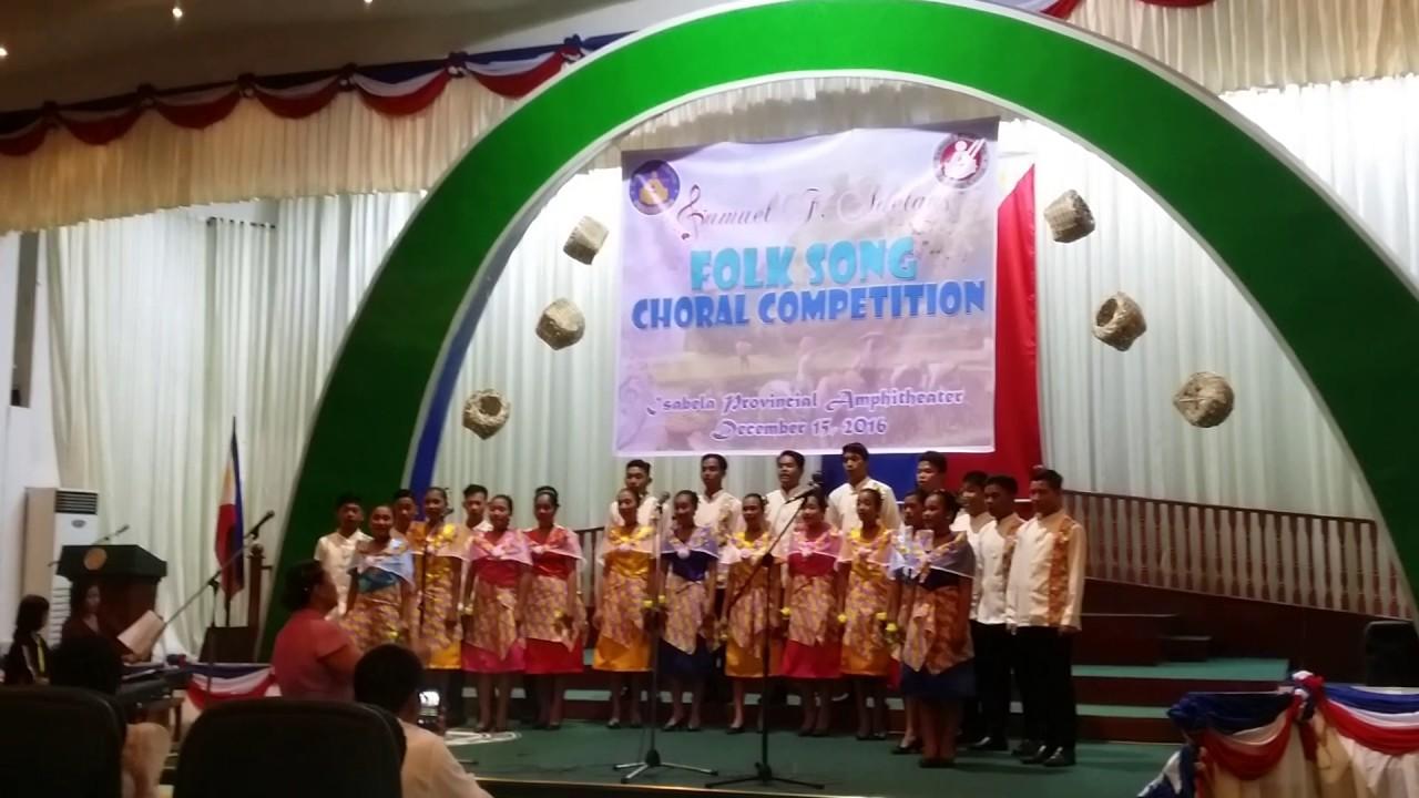 Malukag Ka-An Ibanag Folk Song (Cagayan National High School)