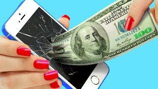 19 фокусов и трюков с деньгами