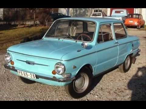 Car Companies of the Eastern Bloc USSR- ZAZ