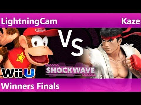 SW 151 - LightningCam (Diddy) vs SWG | Kaze (Ryu) Winners Finals - Smash 4