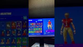 Stacked s2 fortnite account for sale all Xmas skins + Candy axe & scythe (90 Skins total)