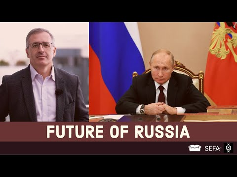 Sergei Guriev on the Political and Economic Future of Russia