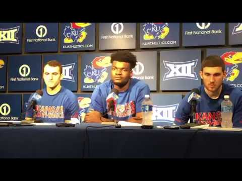 Clay Young, Udoka Azubuike and azubuike