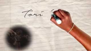 Tori Kelly - Paper Hearts (Lyric video)