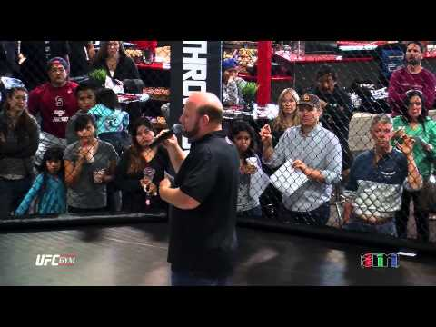 UFC Gym 2014 Opening in Sunnyvale, California