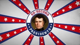 Franklin Pierce | 60-Second Presidents | PBS