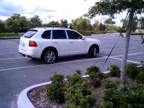 white 2004 porsche cayenne turbo - Porsche Cayenne Turbo White