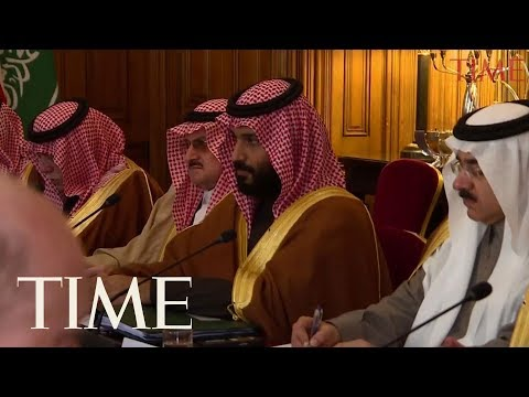 An Argentinian Prosecutor Is Investigating Saudi Crown Prince For Crimes Against Humanity | TIME