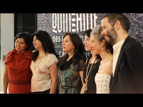 Premiere Allende mi abuelo Allende en Cannes 2015 (via  @cinemachile)
