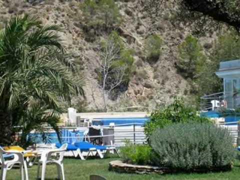 Balneario de archena murcia youtube for Balneario de fortuna precios piscina