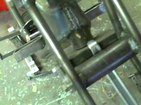 girder front -end adjuster(tire spoon too)