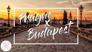 PRAGUE & BUDAPEST COUPLE VLOG