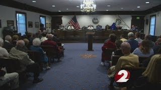 Centerville residents pack the house over proposed housing development