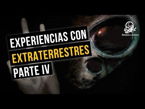 EXPERIENCIAS CON EXTRATERRESTRES IV (HISTORIAS DE TERROR)