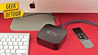 How to record Apple TV  video output on Mac with USB-C cable and QuickTime: Apple TV Screen Capture