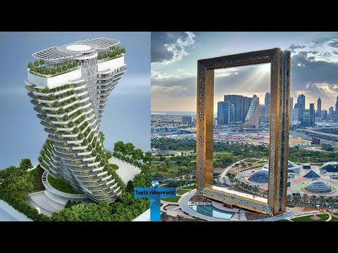 Top 10 Most Crazy & Unique Skyscrapers That Amazed The World