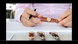 Производство ремней для часов HIRSCH