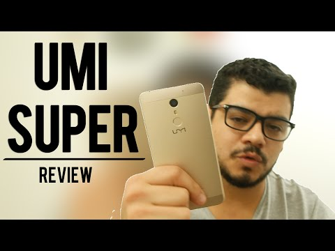 UMI SUPER - O celular TOP de $ 200 (Review)
