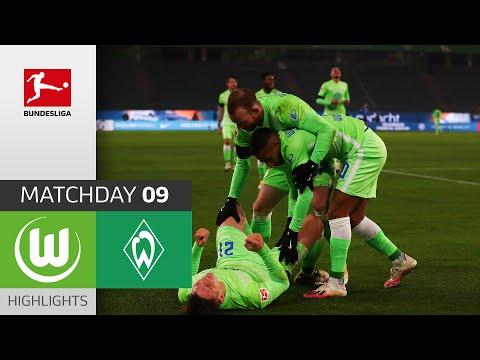 VfL Wolfsburg - SV Werder Bremen | 5-3 | Highlights | Matchday 9 – Bundesliga 2020/21