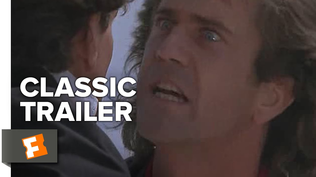 Lethal Weapon (1987) Official Trailer - Mel Gibson, Danny Glover Action Movie HD